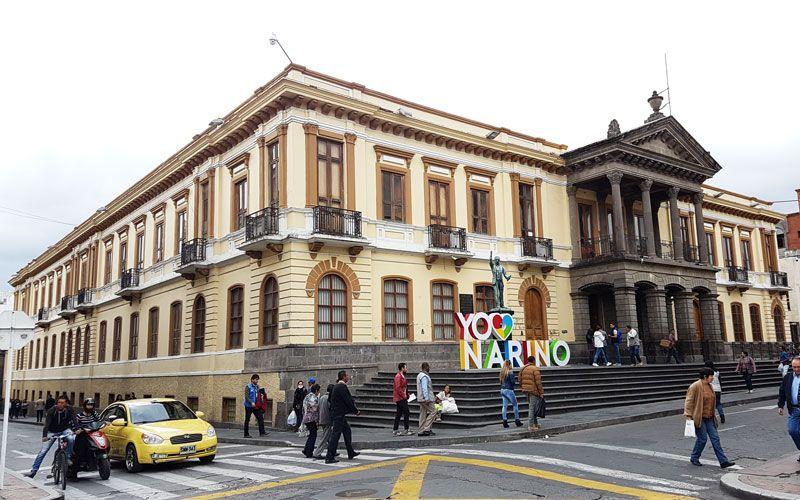 Gobernación de Nariño - Pasto - Colombia