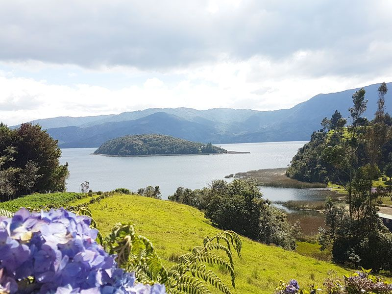 Laguna de la Cocha - Pasto - Colombia