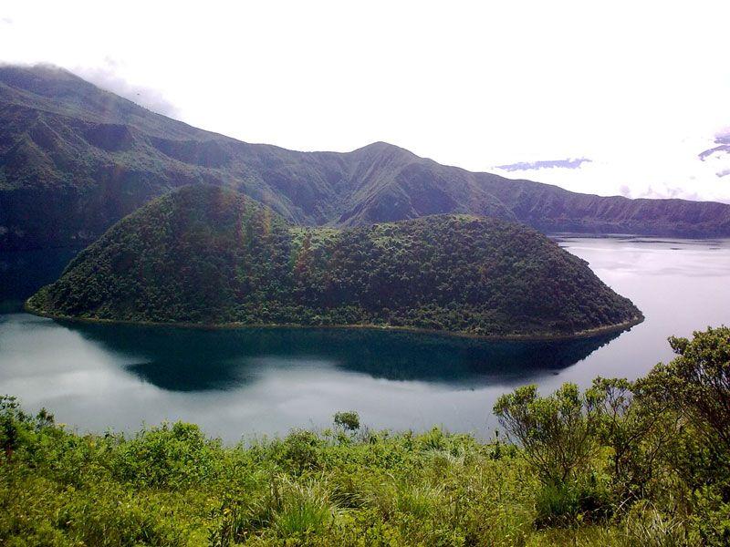 Laguna Cuicocha - Ecuador
