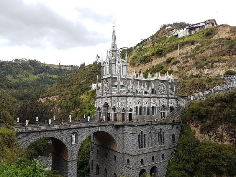 Santuario de Las Lajas - Ipiales - Colombia