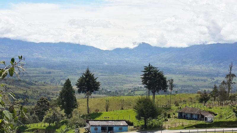 Valle de Sibundoy - Putumayo - Colombia