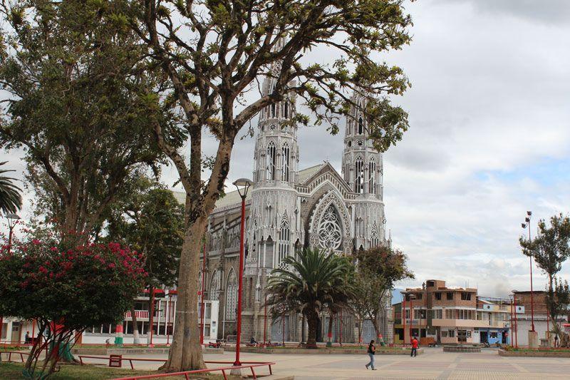 Iglesia en Sandoná - Colombia