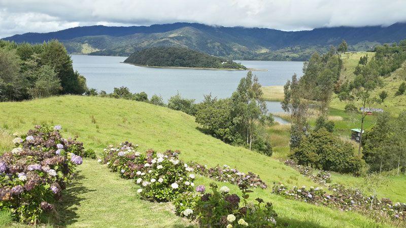 La Cocha - Lago Guamuez - Pasto - Colombia